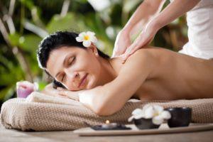 Deep Relaxation Aromatherapy Massage